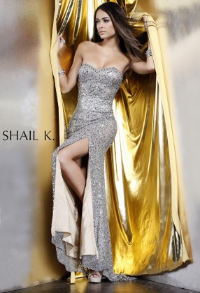 KK3133L Platinum sizes 0 to 4, size 8 and 14