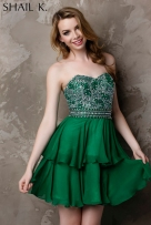 KK3147 EMERALD sizes 0 to 10
