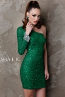 KK3157 EMERALD,BLACK,CHAMPAGNE,IVORY,RED,ROYAL