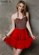 KL3200 Red sizes 0 to 12