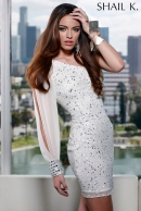 KL3203 IVORY sizes 0,2,4,8 only