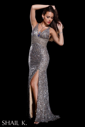 SK3166L PLATINUM available in size 6,10,12